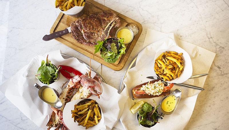 Restaurant à Paris pour deguster du Homard frais